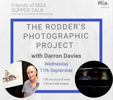 FRIENDS OF MGA SUPPER TALK